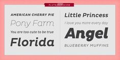 Need Hints For Good Fonts? Here's 14 Typographers With Their Favorite Fonts