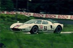 The Group 4 racing class referred to regulations for cars in sportscar racing, GT racing and rallying, as regulated by the FIA. The Group 4 class was replaced by Group B for the 1983 season Ford Gt40 For Sale, Citroen Sport, Sports Car Wallpaper, Thing 1, Ford Shelby, Sports Car Racing, Rear Wheel Drive, Car Ford, Vintage Racing