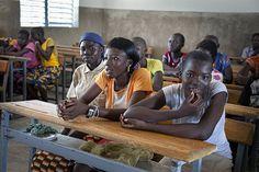 Más de 200 millones de niños en el mundo no están escolarizados