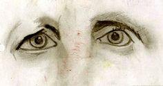 sorrow in his eyes    by Piia Myller www.piiamyller.fi