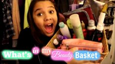 WHAT'S IN MY BEAUTY BASKET 2015/BREXSTYLE07
