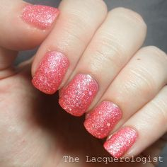 The Lacquerologist: Nicole by OPI Gumdrops Textured Polish Collection: Swatches and Review!
