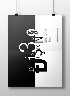 Diseño tipográfico // www.facebook.com/fixioanaa