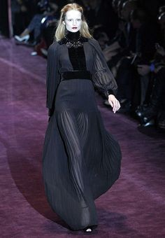this is one of the most diverse collections...love so many pieces!Gucci autumn/winter 2012