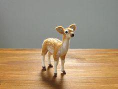 羊毛フェルトの子鹿3