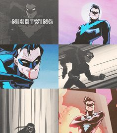 batman my graphics teen titans dick grayson dc comics Nightwing Lincoln March, Court Of Owls, Nightwing And Starfire, Al Ghul, Cassandra Cain, Bat Boys, Tim Drake, Young Justice, Bat Family