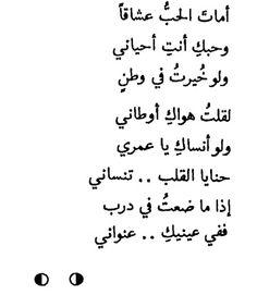 في عينيك عنواني - فاروق جويدة