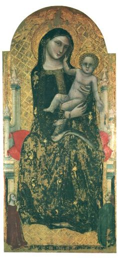 History of painting Medieval Paintings, Bologna Italy, Madonna And Child, Religious Icons, Italian Artist, Medieval Art, Gothic Art, 14th Century, Girls Shopping