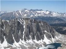 The 'High Sierra' is the highlight of the PCT. PCT hikers spend much of the winter prior to their hike obsessing over snow levels in the High Sierra. http://skywalker-pct.com