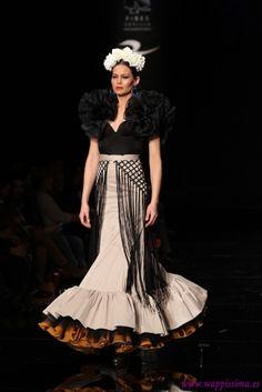 Traje de Flamenca - Maria-de-Gracia - Simof-2015