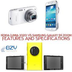 Nokia Lumia 1020 Vs Samsung Galaxy S4 Zoom. First Look. « Ozy Network