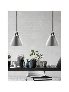 Huis Firstlight Lighting Cafe 3337 Contemporary Brushed Steel Ceiling Pendant Plafondlampen en hanglampen