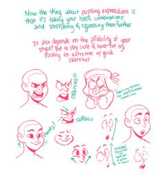 """ask-ickle-mod: """" madidrawsthings: """" It's taken me forever to answer this and I'm so sorry but here's a quickly garbled nonsense post about expressions!! Although to start here's a couple of links to..."""