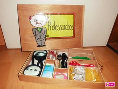 Professordoos - Onderzoeksmaterialen in een handige koffer