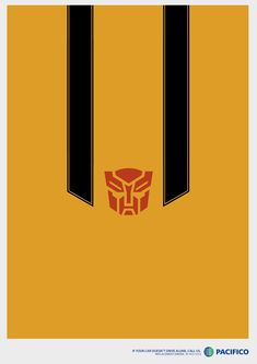 Bumblebee - Minimalist Famous Car Posters