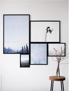 marcos grandes iguales y pegados