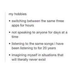 The year of new hobbies: