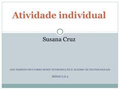Susana Cruz (Slideshare sobre SW ARAWORD)