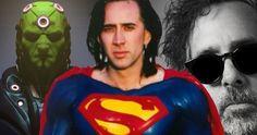 Nicolas Cage Calls Canceled Superman More Powerful Than Actual Movies -- Nicolas Cage believes his lost Superman Lives movie would have been one of the best ever produced under director Tim Burton. -- http://movieweb.com/superman-lives-nicolas-cage-most-powerful-dc-movie/