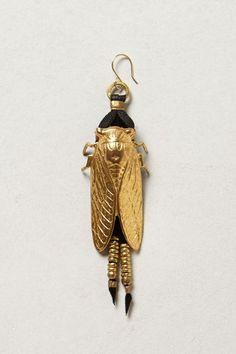 Cicada Year Drops - anthropologie.com
