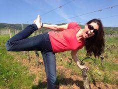 """Concours Photos lors d'un parrainage de vignes - Thème """"Je prends Mon Pied"""" #GourmetOdyssey"""