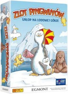 Zlot Pingwinów Urlop na Lodowej Górze