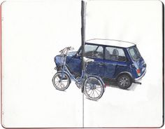 A Mini by Wil Freeborn, via Flickr