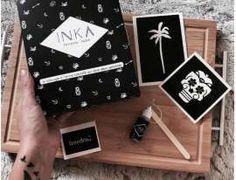 Tatouage éphémère, la solution sur-mesure qui tient 15 jours kit Inka (24,90€).