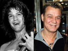 Eddie Van Halen  Then & Now