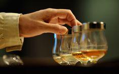 A Suntory Holdings Ltd.'s blender tastes a glass of whisky at the company's Yamazaki distillery in Mishima County, Osaka, Japan, on Friday, September Japanese Whisky, Japanese Sake, Grain Whisky, Blended Whisky, Pubs And Restaurants, Single Malt Whisky, Rice Wine, Wine Making