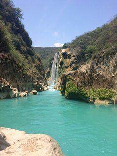 Cascada de Tamul #México #SLP #Travel