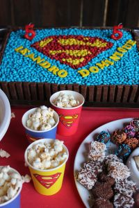 Superman party