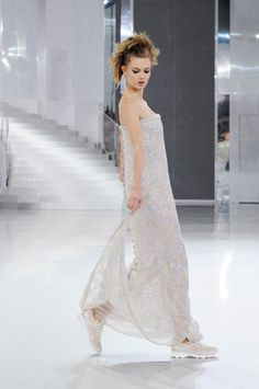 SPRING-SUMMER 2014 HAUTE COUTURE SHOW – Chanel News - Fashion news and behind the scene features