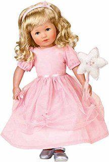 Käthe Kruse 42513 - Glückskind Prinzessin Puppe