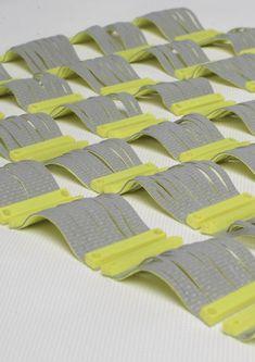 Design Textile, Textile Prints, Textile Art, Fabric Design, Smart Textiles, Creative Textiles, Textiles Techniques, Embroidery Techniques, Material Research
