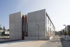 Galeria de Escola de Segundo Grau Lycée Albert Einstein / NBJ Architectes + François Privat - 3