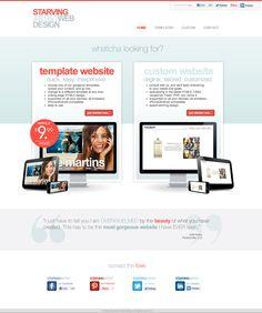 Starving Artist Web Design