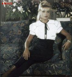 Donatella Versace. - Pesquisa do Google