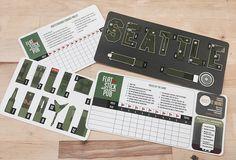 Flatstick Pub Scorecards