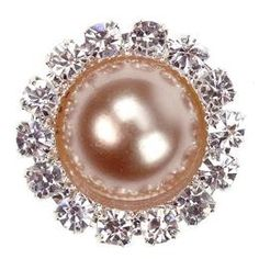 Diamante & Pearl Embellishments