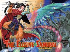 Yusei Matsui Used 3D Models for The Elusive Samurai's Art – OTAQUEST Nouveau Manga, Manga Plus, Goodnight Punpun, Kamakura Period, Japanese History, Viz Media, Used Computers, Samurai Art, Light Novel