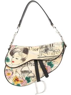 ce0a841cd 12 mejores imágenes de Bolsos de dior | Satchel handbags, Purses ...