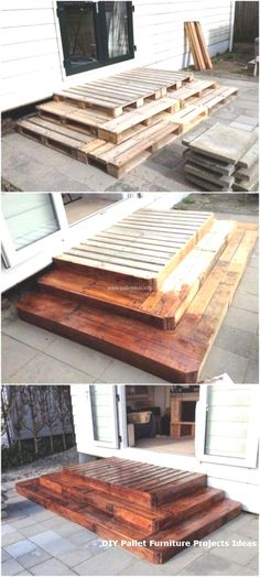 New DIY Pallet Projects and Ideas on a budget #diyprojects #palletideas