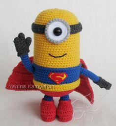 Миньон - Супермен (фото 1)