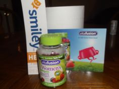 #vitafusion #smiley360  these are delicious and provide me with the vitamins I take on a regular basis! Got these free!