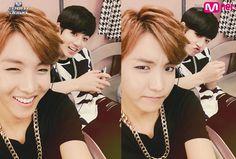 J-Hope and Jungkook