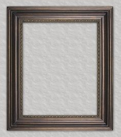 Walnut with Bead Readymade frame ready for your favorite family portrait, art or mirror.