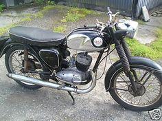 1970 BSA Bantam