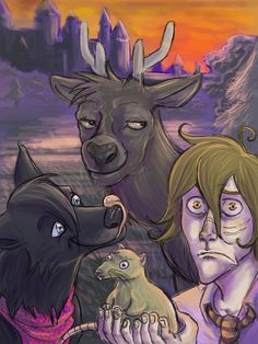 The Marauders - Full Moon Soon by Alatariel-Amandil.deviantart.com