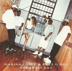 One Sweet Day [#1] [Single] by Mariah Carey (CD, 1995, Columbia) FREE SHIPPING #ClassicRB